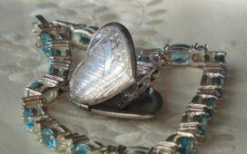 ezüst ékszerek